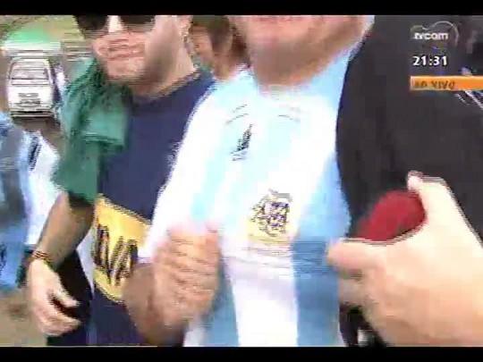 Conexão Fanáticos - A análise de Argentina X Holanda - 09/07/2014