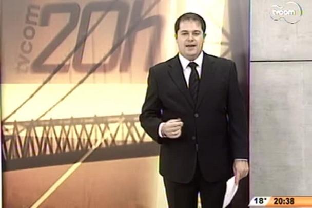 TVCOM 20 Horas - Arcanjo comemora mais de 3 mil atendimentos no Estado - 3º Bloco - 14/07/14