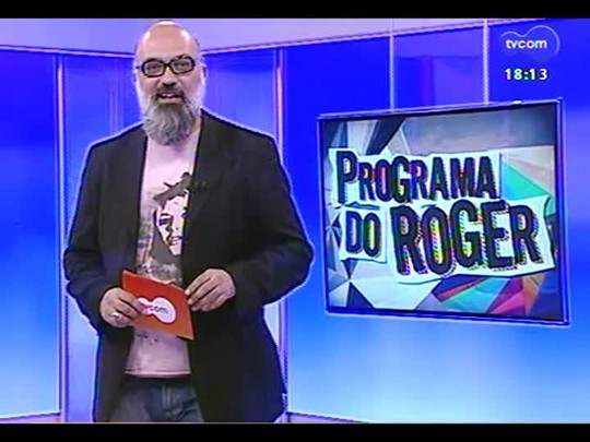 Programa do Roger - Lojinha do Roger - Bloco 3 - 16/07/2014