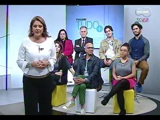 TVCOM Tudo Mais - A intimidade dos oito candidatos ao governo do Estado: Humberto Carvalho