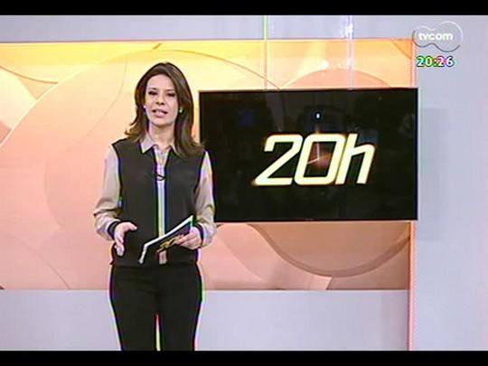TVCOM 20 Horas - Nova fraude no leite chega a Santa Catarina - Bloco 3 - 19/08/2014