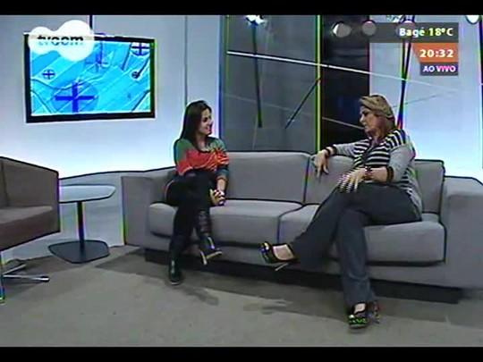 TVCOM Tudo Mais - Fernanda Pandolfi fala sobre as novidades na Capital Gaúcha