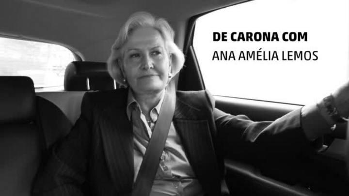 De Carona com a Candidata: Ana Amélia Lemos