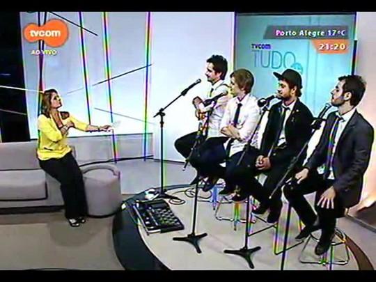 TVCOM Tudo Mais - Banda Jamz fala sobre suas expectativas no mundo da música