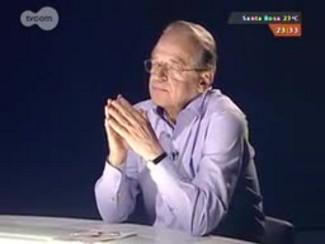 Mãos e Mentes - Governador do RS Tarso Genro - Bloco 3 - 22/11/2014