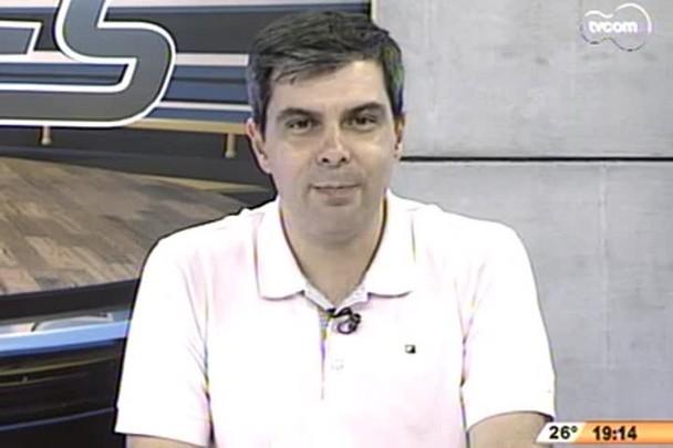 TVCOM Esportes - Entrevista com o preparador físico Anderson Paixão - 2.12.14