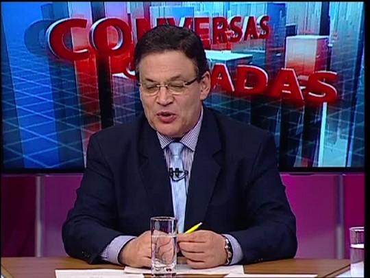 Conversas Cruzadas - Conheça melhor o perfil de três secretários do governo Sartori: Cristiano Tastch, Jovir Costella e Victor Hugo - Bloco 3 - 09/01/2015
