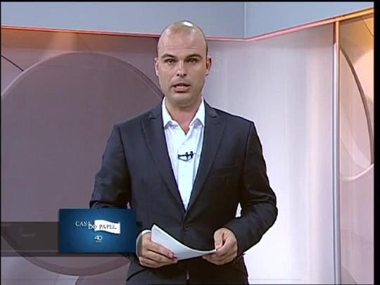 TVCOM 20 Horas - Conheça o projeto do novo aeroporto 20 de setembro - 13/01/15
