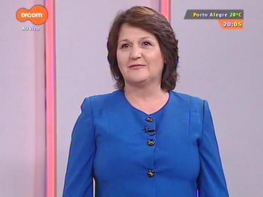 TVCOM 20 Horas - Sartori sanciona aumento de salário para governador, vice e mais. Entenda a repercussão - 16/01/15