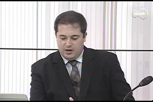 Conversas Cruzadas - Avanços na legislação da fiscalização - 3ºBloco - 28.01.15