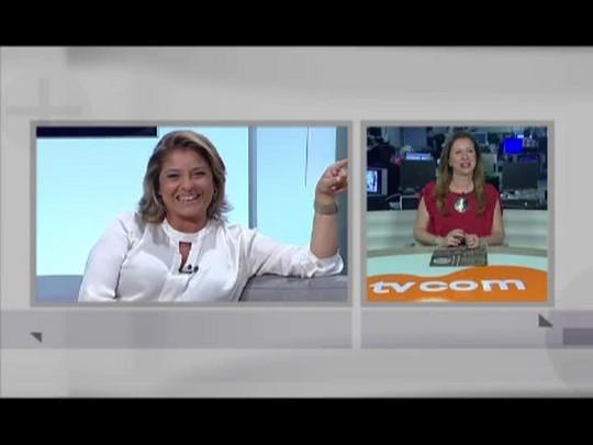 TVCOM Tudo Mais - Eleone Prestes fala sobre o canto do churrasco
