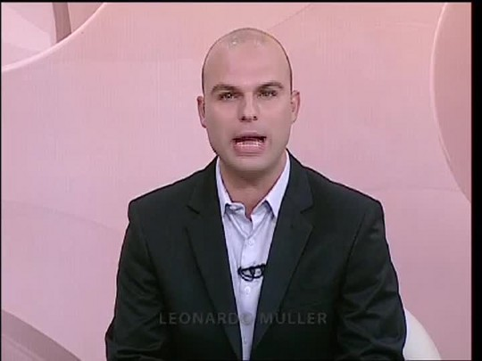 TVCOM 20 Horas - Arroio Dilúvio sofre com a poluição - 09/02/15