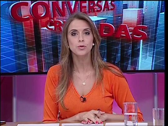 Conversas Cruzadas - Política Econômica do governo Sartori - Bloco 04 - 09/02/15