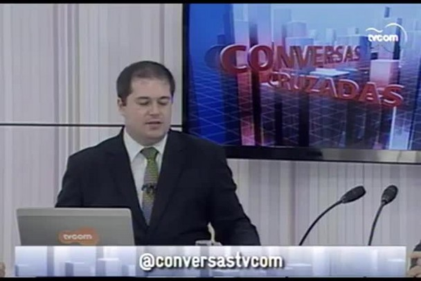 Conversas Cruzadas - Greve dos caminhoneiros - 1ºBloco - 25.02.15