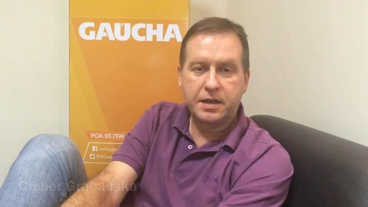 Cléber Grabauska fala sobre o duelo tricolor