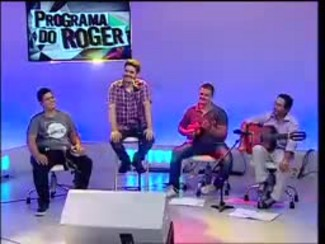 Programa do Roger - Caio Martinez - Bloco 2 - 24/03/15