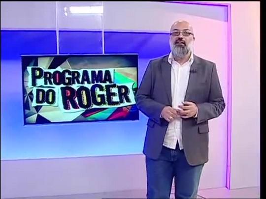 Programa do Roger - Stomp - 09/04/15
