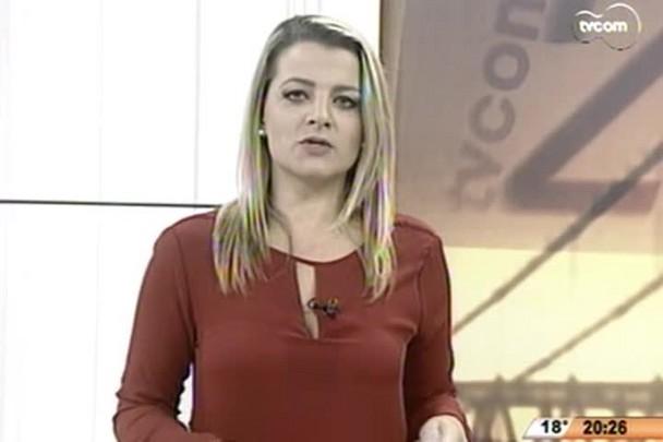 TVCOM 20 Horas - Catarinense Vinicius Lummertz é o novo Presidente da Embratur - 01.06.15