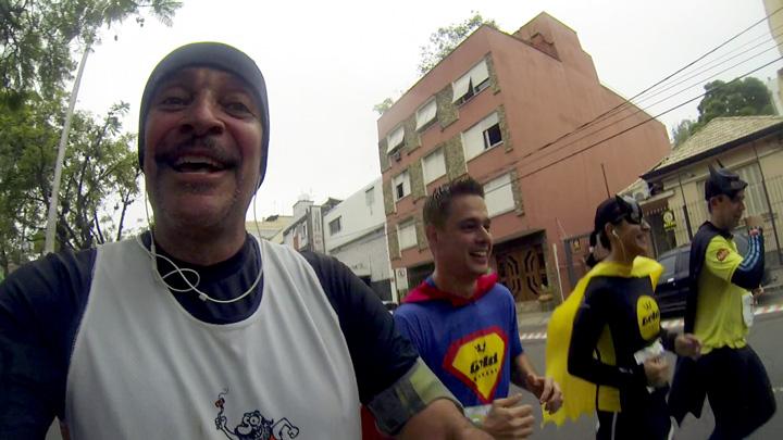 Repórter Dizital: será que Iotti sobrevive a 42 kms de maratona?