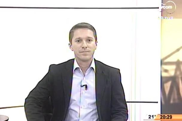 TVCOM 20 Horas - Perdas com desastres naturais em SC chegam a R$ 8 bilhões em 20 anos - 30.06.15