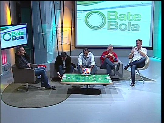 Bate Bola - 19ª rodada do brasileirão - Bloco 4 - 16/08/15