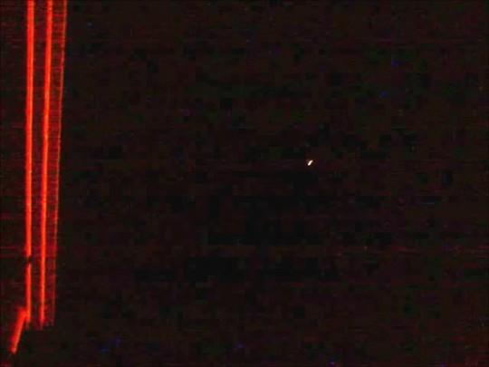 Apicultor filma objeto estranho no céu de Itaiópolis