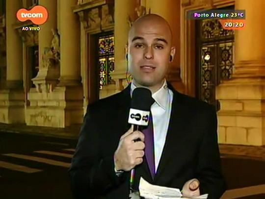 TVCOM 20 Horas - Governo federal anuncia nova CPMF e corta gastos em R$ 26 bilhões - 14/09/2015