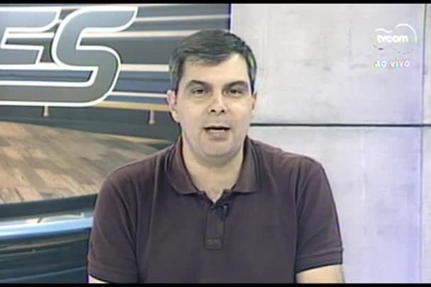 TVCOM Esportes. 3ºBloco. 22.09.15