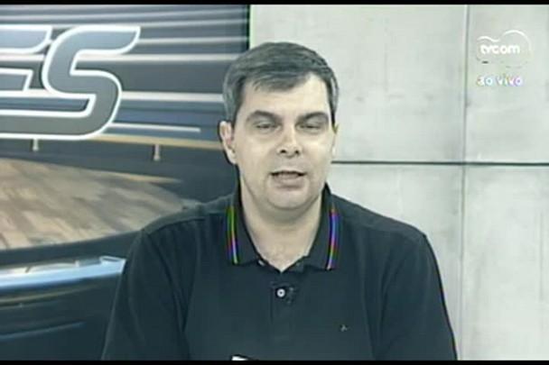 TVCOM Esportes. 3ºBloco. 24.09.15
