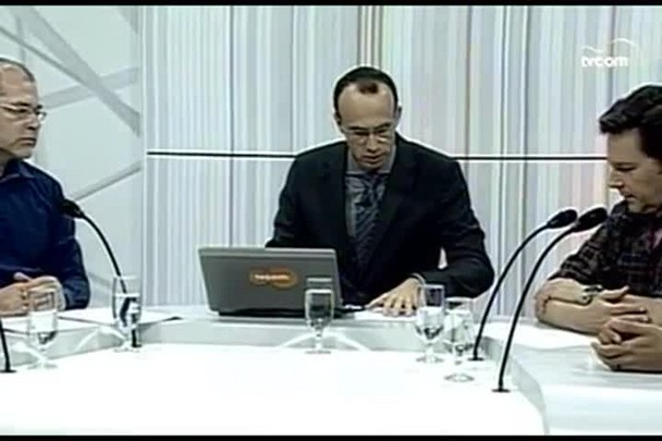 TVCOM Conversas Cruzadas. 2º Bloco. 11.11.15
