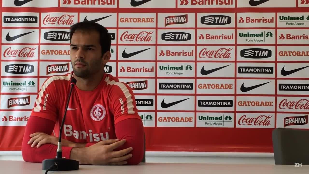 Com a suspensão de Alisson, Muriel ganha chance contra o Fluminense
