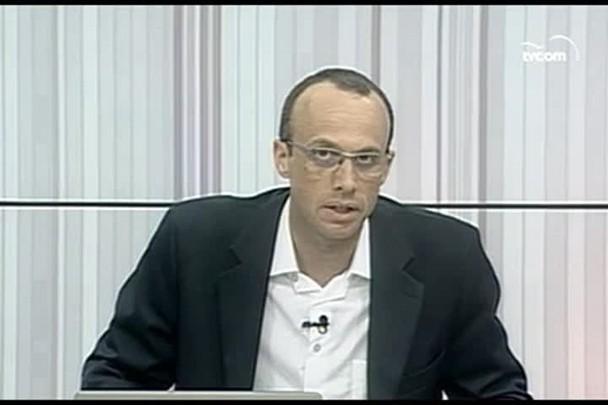 TVCOM Conversas Cruzadas. 1º Bloco. 22.02.16