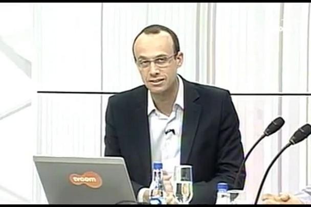 TVCOM Conversas Cruzadas. 3º Bloco. 03.03.16