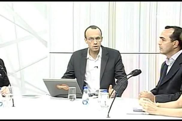 TVCOM Conversas Cruzadas. 2º Bloco. 01.03.16