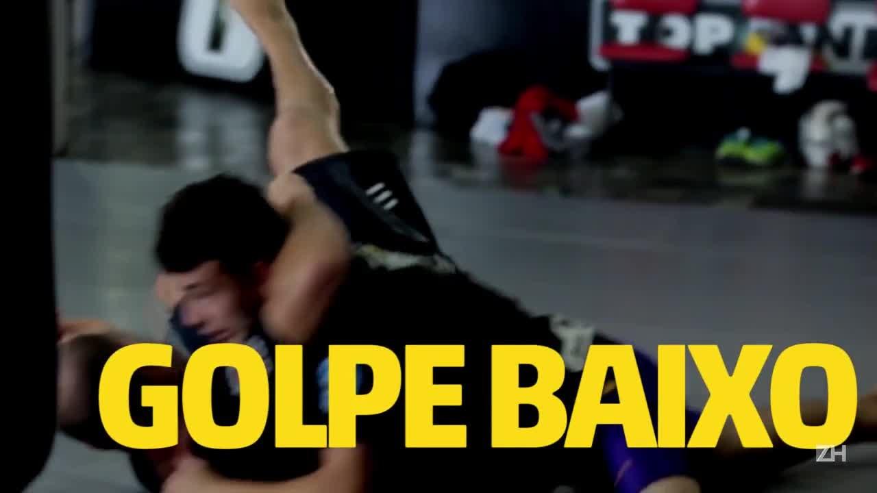 POA Olímpica: luta greco-romana
