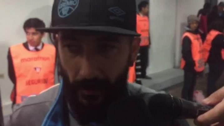 Douglas diz que Grêmio soube administrar vitória em Quito