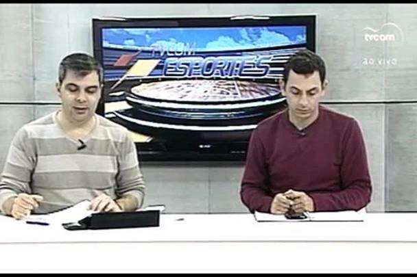 TVCOM Esportes. 3º Bloco. 26.05.16