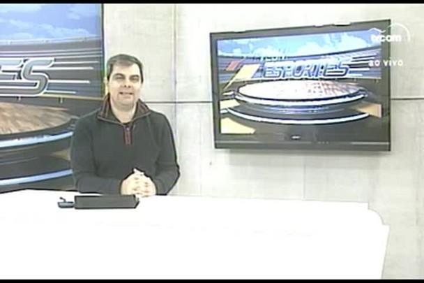 TVCOM Esportes. 1º Bloco. 15.06.16