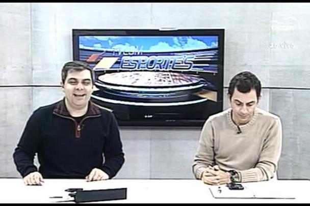 TVCOM Esportes. 4º Bloco. 01.07.16
