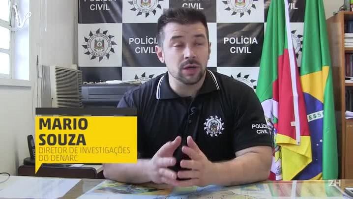 Ofensiva contra o tráfico na porta de escolas prende 25 em Canoas