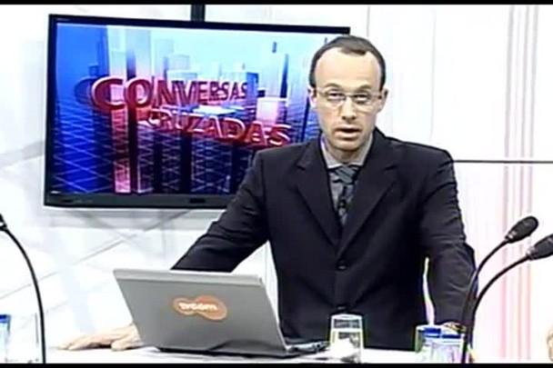 TVCOM Conversas Cruzadas. 2º Bloco. 07.07.16