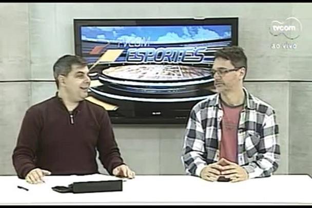 TVCOM Esportes. 2º Bloco. 15.07.16