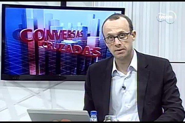 TVCOM Conversas Cruzadas. 4º Bloco. 12.09.16