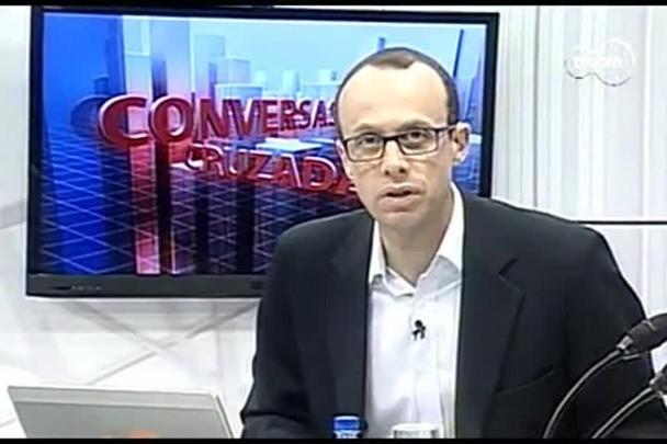 TVCOM Conversas Cruzadas. 2º Bloco. 21.09.16