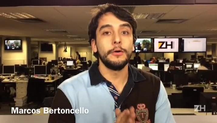 Marcos Bertoncello analisa histórico entre Inter e Santa Cruz