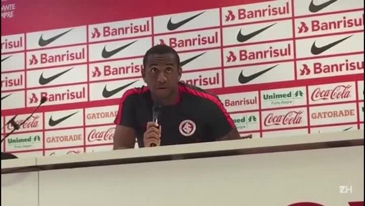 Anderson fala sobre momento complicado do Inter