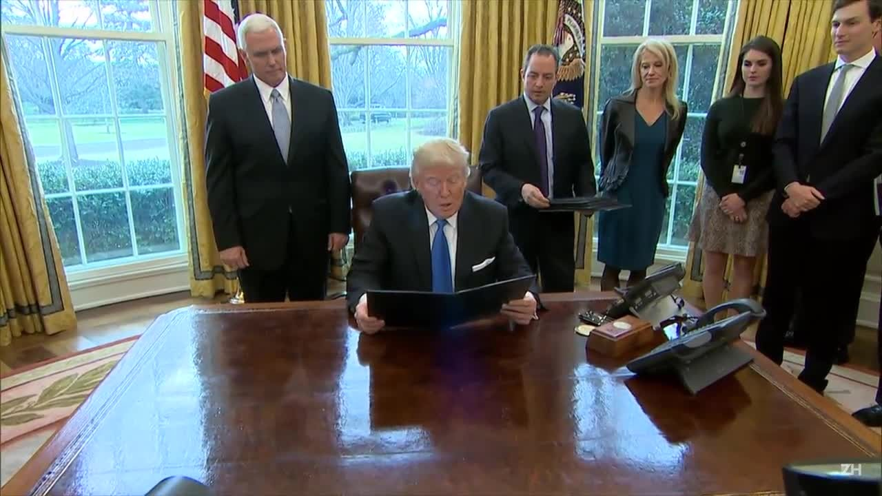 Trump aprova os polêmicos oleodutos de Keystone e Dakota