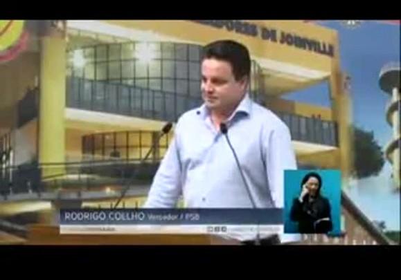 Discussão na Câmara de Joinville sobre galo gera polêmica