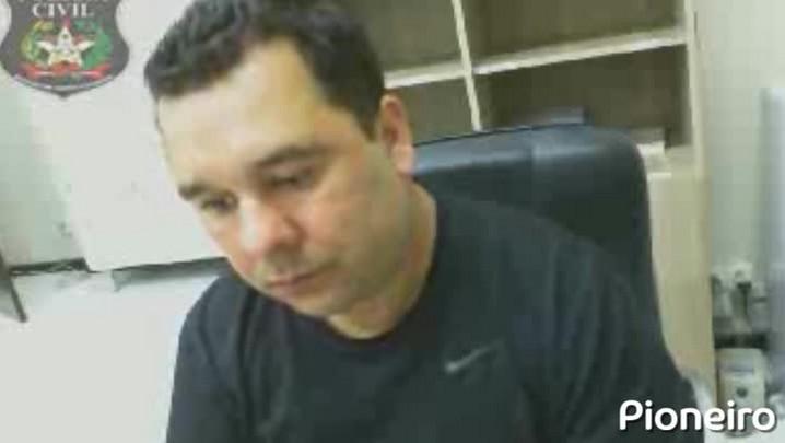 Suspeito de liderar facção criminosa em Caxias do Sul confessou envolvimento em depoimento em Santa Catarina