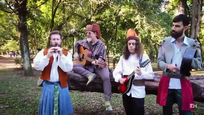 Porto Alegre recebe 2ª Feira Medieval